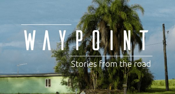 Waypoint cover