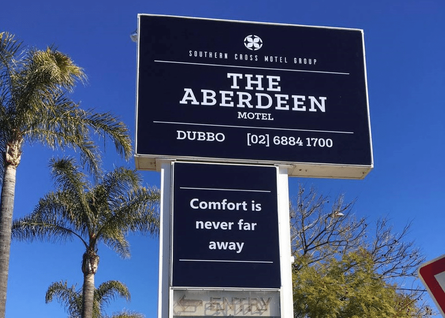 New Look, Same Great Service at The Aberdeen Motel Dubbo