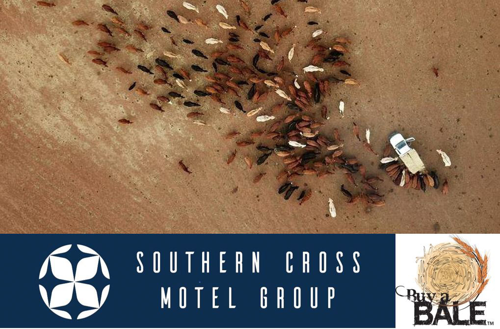 Buy a Bale with Southern Cross Motel Group
