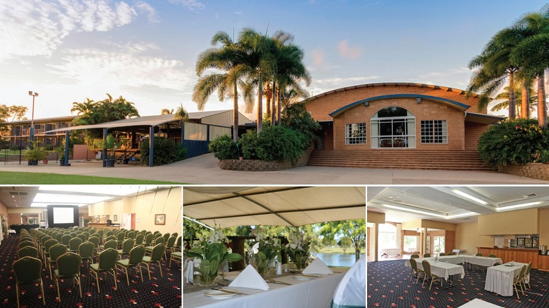 Try the Windmill for your next Business Event in Mackay