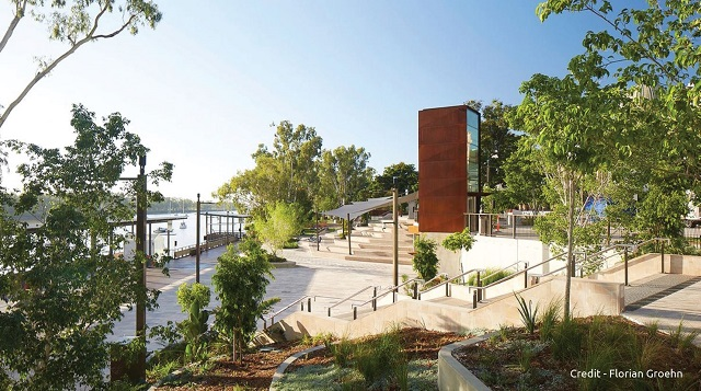Rockhampton Riverside Revitalisation
